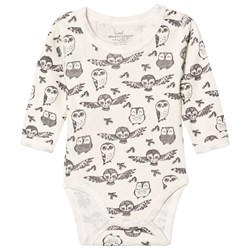 Hust&Claire Baloo Baby Body Off white