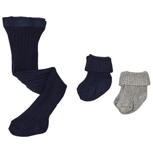 Image of MP Selected Tights Set Navy 50 cm (0-1 mdr) (1594355)