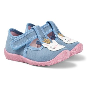 Image of Superfit Spotty Ballerina sko Blue 26 EU (1652317)