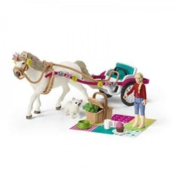Schleich Small Carriage for the Big Horse Show Lekset