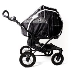 Easygrow Twin Stroller/Carrycot Mosquito Net Black