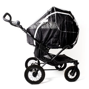 Image of Easygrow Twin Stroller/Carrycot Myggenet Sort One Size (1662529)
