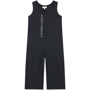 Image of DKNY Black Jumpsuit 4 years (1234061)