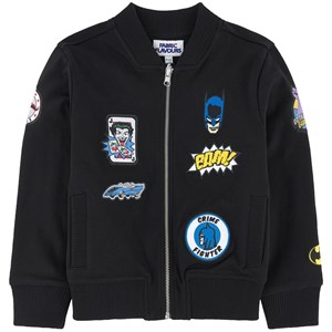 Image of Fabric Flavours Batman Patch Bomber Jacket 3-4 years (720020)