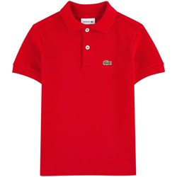 Lacoste Red Classic Pique Polo