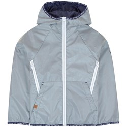 Timberland Silver Reflective Hooded Jacket