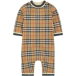 Burberry Antique Check Michael Footless Baby Body