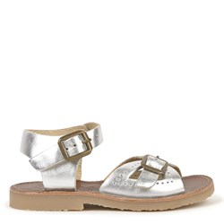 Young Soles Pearl Sandaler Silver