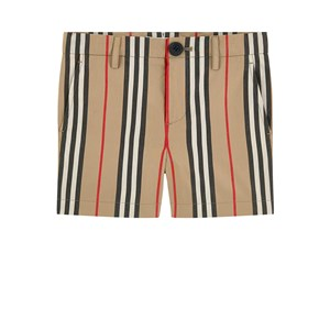 Image of Burberry Archive Beige Icon Stripe Chino Shorts 10 years (1336341)