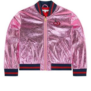 Image of The Marc Jacobs Bomber Jakke Metallic Pink 12+ years (1547139)