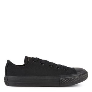 Image of Converse All Star canvas low top trainers 27 EU (1674025)