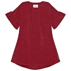 Gullkorn Design Noelle Dress Deep Red