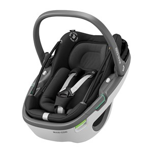 Image of Maxi-Cosi Coral Baby-autostol Essential Black One Size (1576032)