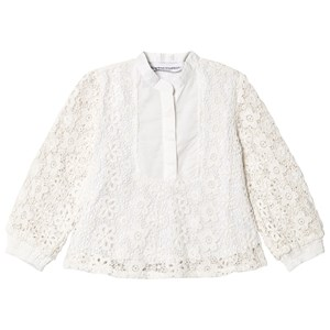 How To Kiss A Frog Kaia Bluse Off white 10 år