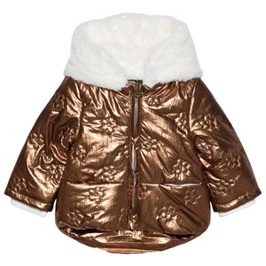 Image of IKKS Faux Fur Dunjakke Bronze 2 years (1638096)