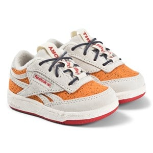Image of Reebok Reebok x TAO Club C Revenge Spædbarn Sneakerer Orange 18.5 (UK 2.5) (1600382)