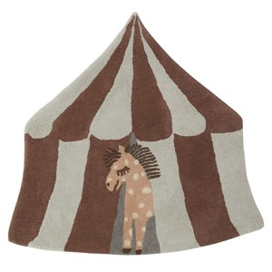 Image of OYOY Horse Tent Tæppe Brunt One Size (1581364)