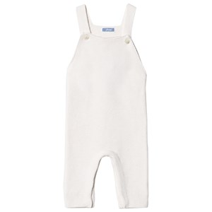 Image of Jacadi Soft Whtie Dungaree 6 mdr (1666902)