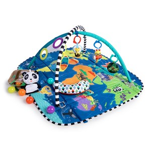 Image of Baby Einstein 5-in-1 Journey of Discovery Baby Gym Blå 0+ years (1657598)