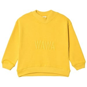 Image of WAWA Hey WAWA Sweatshirt Lemon Curd 3-4 år (1610249)