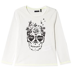 IKKS Skull Graphic Long Sleeve T-shirt