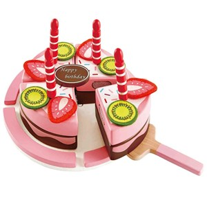 Image of Hape Double Flavored Birthday Cake One Size (782014)