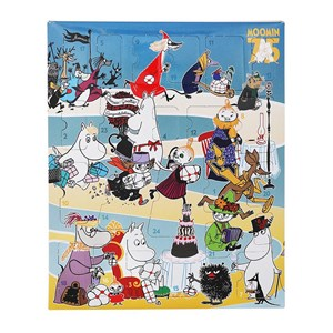 Image of Mumin Christmas Calendar 3+ years (1722625)