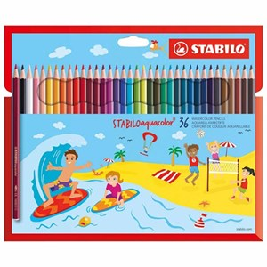 Image of STABILO Aquacolor 36-pack 9+ years (1673885)