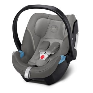 Image of Cybex Aton 5 Babyautostolen Soho Grey One Size (1672809)