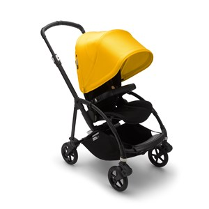 Image of Bugaboo Bee6 Complete Klapvogn Lemon Yellow One Size (1672816)
