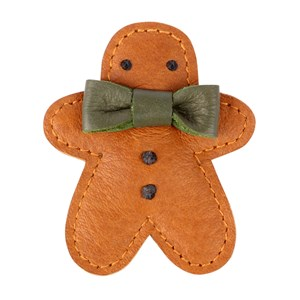 Image of Donsje Amsterdam Josy Hairclip | Gingerbread One Size (1659531)