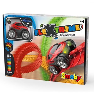 Image of Smoby Flextreme Discovery Play Sæt 4 - 10 years (1669465)