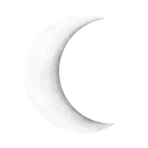 Image of Stickstay Crescent white One Size (1673679)
