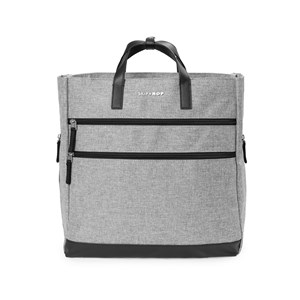 Image of Skip Hop Trio Convertible Backpack Heather Grey one size (1718794)