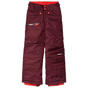 Image of Patagonia Snowbelle Skibukser Chicory Red XL (14 years) (1623008)