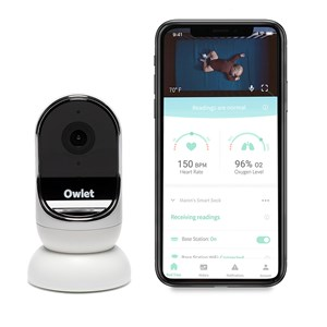 Image of Owlet Cam HD Video Babymonitor One Size (1703809)