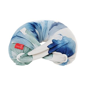Image of bbhugme Graviditetspude Watercolor Blue Green One Size (1736098)