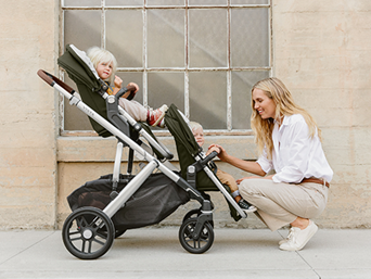 uppababy-responsive Strollers