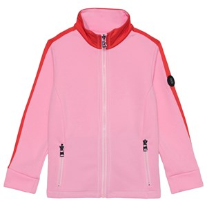 Image of Bogner Marva Zip Mid Layer Fleecejakke Lyserød S (5-6 years) (1671773)