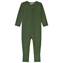 Joha Ribbed Onepiece Bottle Green