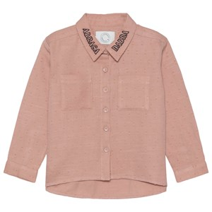 Image of Sproet & Sprout Abracadabra Swiss Dot Bluse Mauve 122-128 (7-8 years) (1606937)