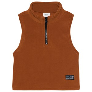 Image of WAWA Fleece Vest Caramel 2-3 år (1610298)