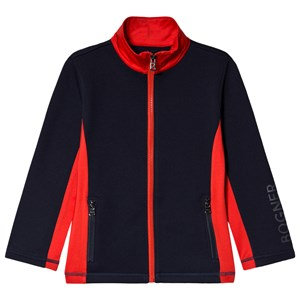 Image of Bogner Marinus [mid_layer_jacket_71469] Sort M (6-7 år) (1671734)