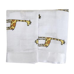 Aden + Anais 2-Pack Jungle Jam Classic Issie Security Blankets