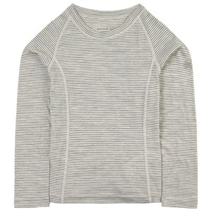 Image of Poivre Blanc Stripe Baselayer Top Grå 14 år (1671841)