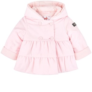 Image of Il Gufo Waterproof Padded Coat Pink 12 mdr (1688330)