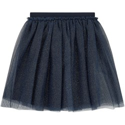 Il Gufo Frothy sequined tulle skirt