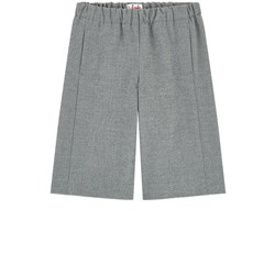 Il Gufo Flannel cropped pants