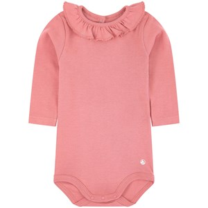 Image of Petit Bateau Onesies with a collar 36 mdr (1707060)