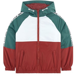 Image of Pepe Jeans Bi-Colored Jacket Red 12 years (1680050)